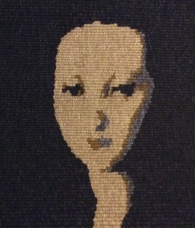 Tapestry face