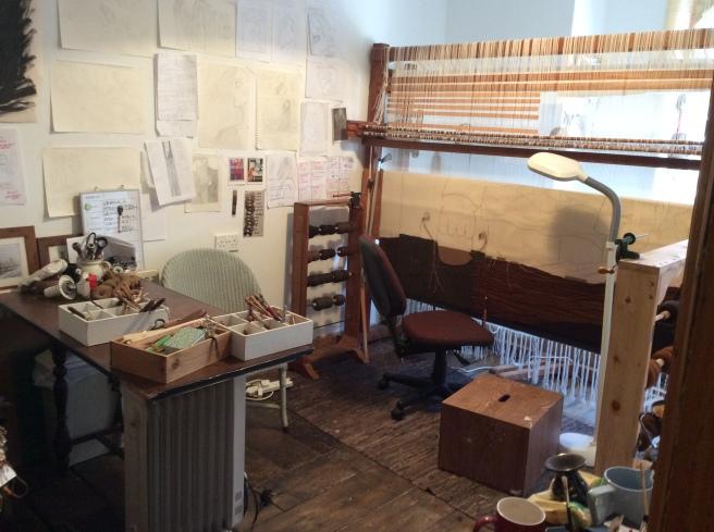 tapestry weaver, tapestry loom, tapestry artist, tapestry studio